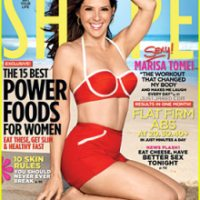 marisa tomei suggests belly dancing and protein