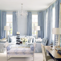 decor - all things powder blue