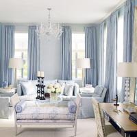 decor - all things powder blue
