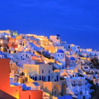 when the going gets tough - escape to greece