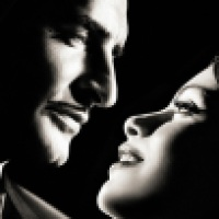 romance in black and white photography