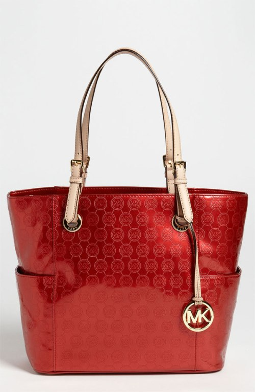 Michael Kors Signature tote 195USD