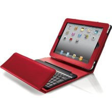 Brookstone Ipad cover with bluetoothkeyboard 99USD