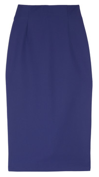 by malene birger stretch crepe pencil skirt 285