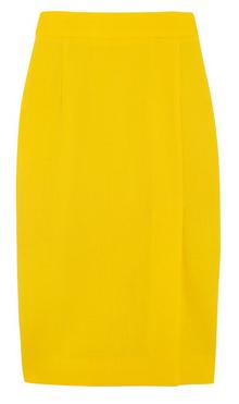 jonathan saunders shannon wool crepe skirts 805