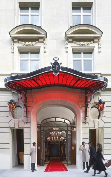 leroyalmonceau raffles paris hotel france