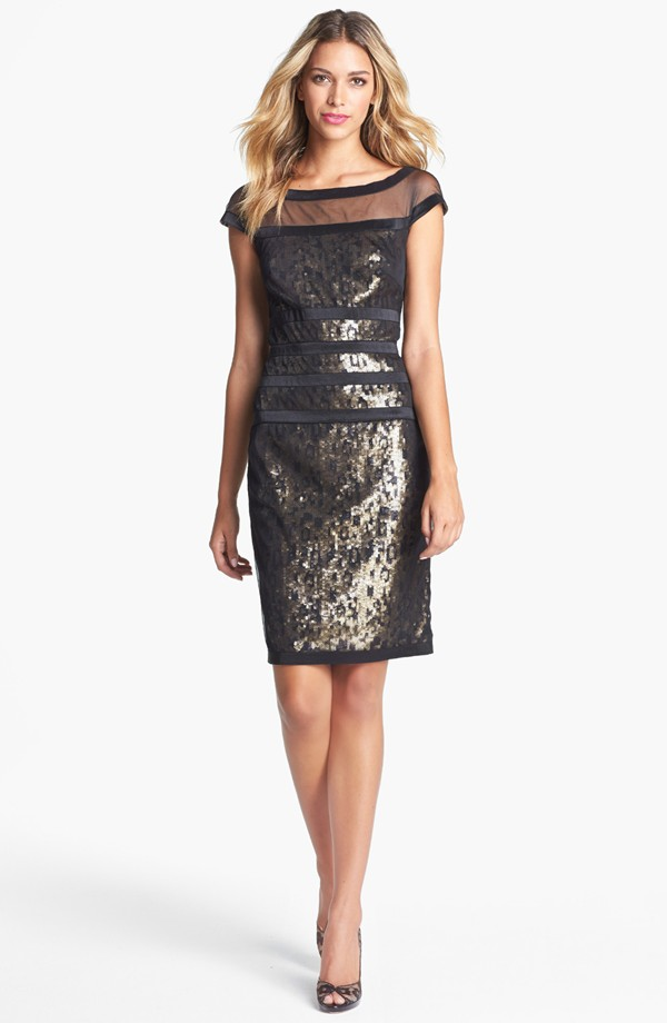 Sheath dress 388