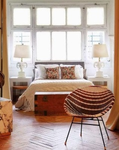 BEDROOM_ECLECTIC BEDROOM DESIGN