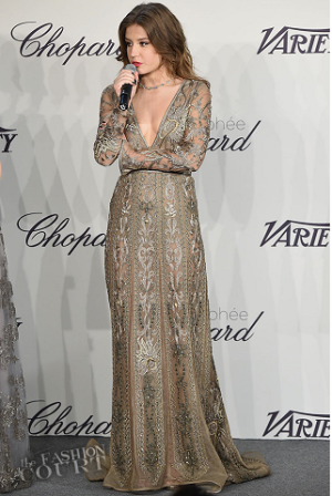 adele exarchopoulos in valentino