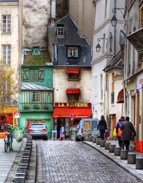 La Friterie, Paris, France