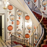 boutique hotel - st. james hotel - paris, france