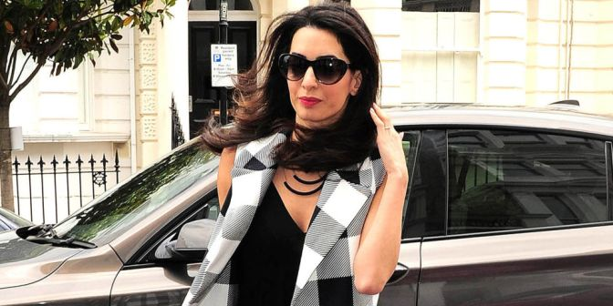 Is It Bad To Compare Amal Clooney to Jackie Onassis – in fashion that is