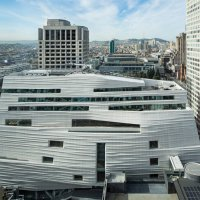 San Francisco: SFMoMa Museum In Architecture