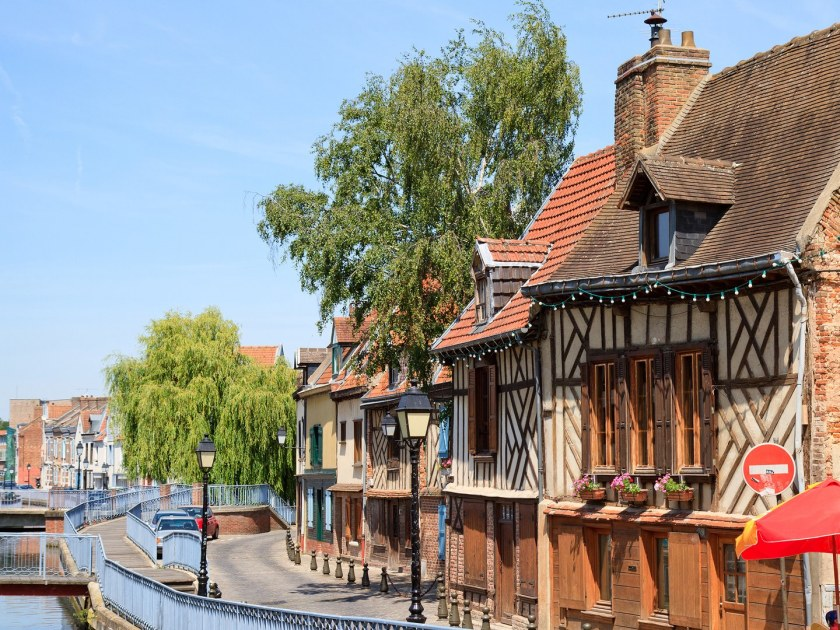 small-towns-france-Amiens-GettyImages-125793391