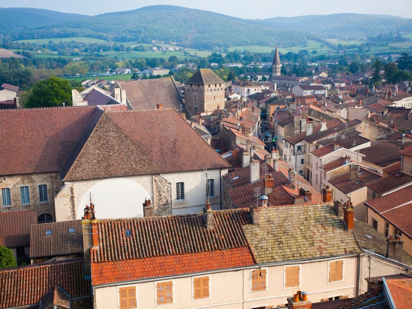 small-towns-france-Cluny-GettyImages-529302024