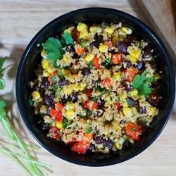 Bean and Quinoa Salad