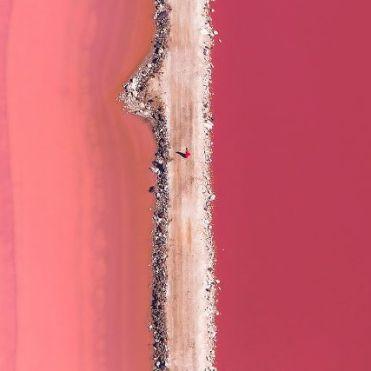 Lake Hillier, Australia