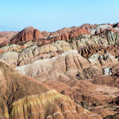Zhangye National Geo Park, China