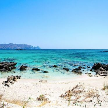 Eloffonisi Beach, Greece