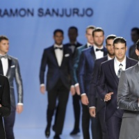 Fashion: Gents In Ramon Sanjurjo