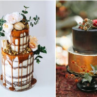 Weddings: Fall Cake Ideas