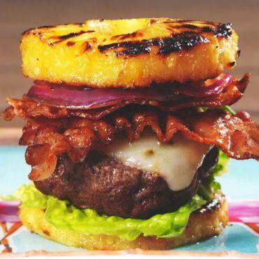 Polenta burger