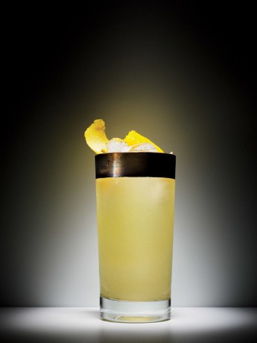 The French 75 - I am willing to try