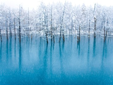 blue-pond-hokkaido-GettyImages-577306079