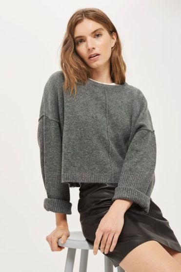 Wide Sleeve Jumper USD75.00