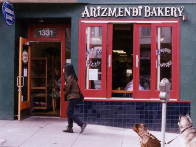 Arizmendi Bakery in Inner Sunset -