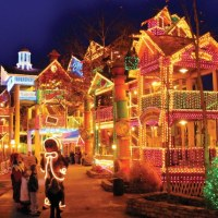 Travel: Best American Christmas Towns