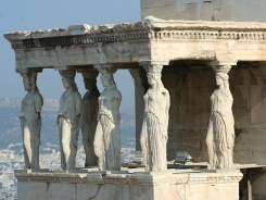 Acropolis left me speechless, imaging centuries ago of how the place used to be