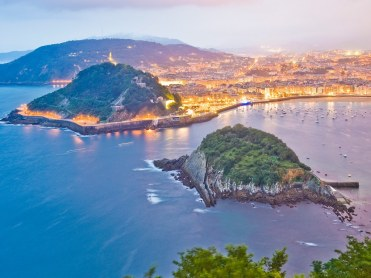 San Sebastian was the best surprise on our trips a few years back