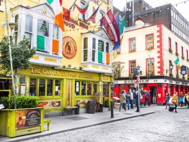 Dublin pubs also added to my Ireland trip in 2018