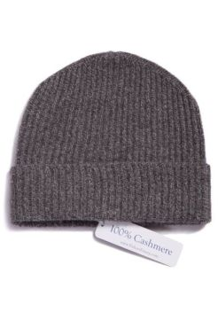cashmere beanie is always appreciated