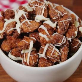churro almonds