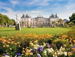 Walk or jog (I strolled and even took a nap on a bench)- Jardin du Luxembourg -