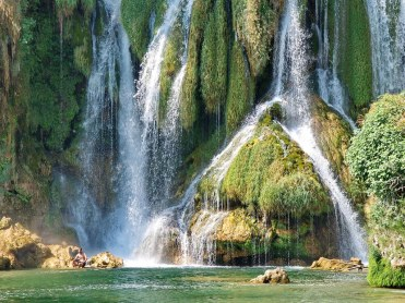 Kravica Bosnia waterfalls - is the first thing on my list