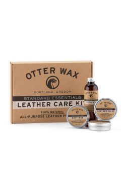 For fathers, and traditional men who love to polish up their own leather