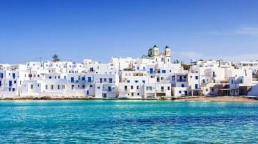 Cruise around the Greek islands, - added also