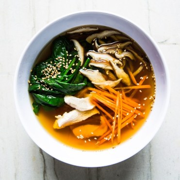 kombu-chicken-soup-with-carrots-and-mushrooms