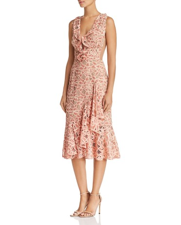 Sau Lee Amerlia Sleeveless Floral Lace Dress9814502_fpx
