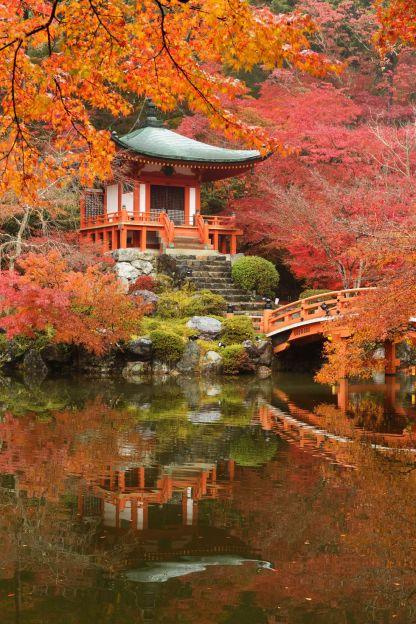 Daigoji Temple, Japan