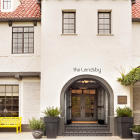 Boutique Hotel Pick - The Landsby - Solvang, California