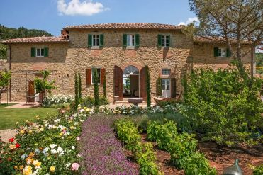 Rent the Under The Tuscan Sun villa
