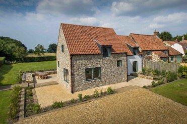 Stanhoe Cottage in Norfolk