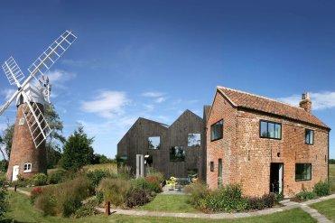 Mill House in Norfolk