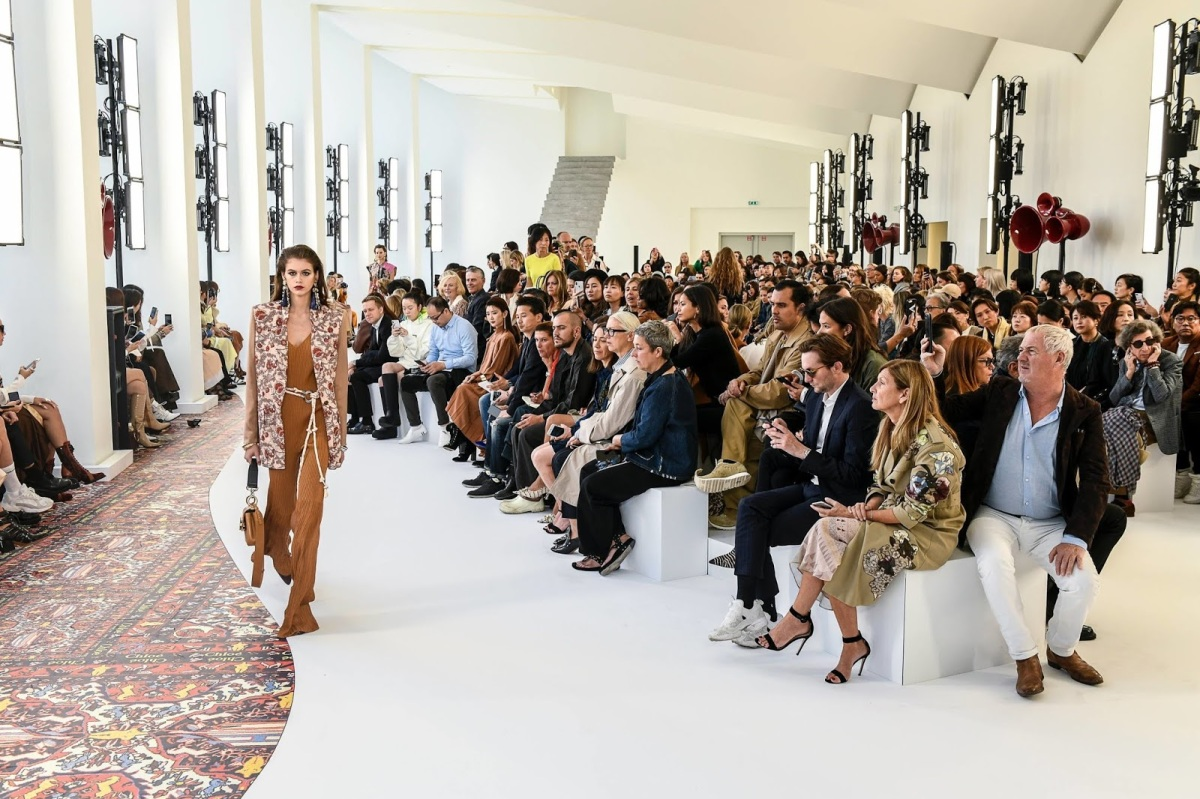 Fashion: Chloe Spring 2019 Collection