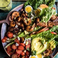 Food: Dinner Tonight - Shrimp Cobb Salad