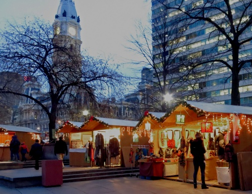 Christmas-Village-in-Philadelphia-Brooke-via-Flickr